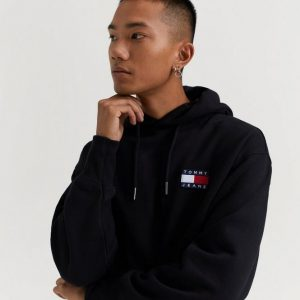 Huppari TJM Tommy Badge Hoody