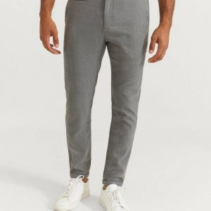 Housut Como Herringbone Suit Pants