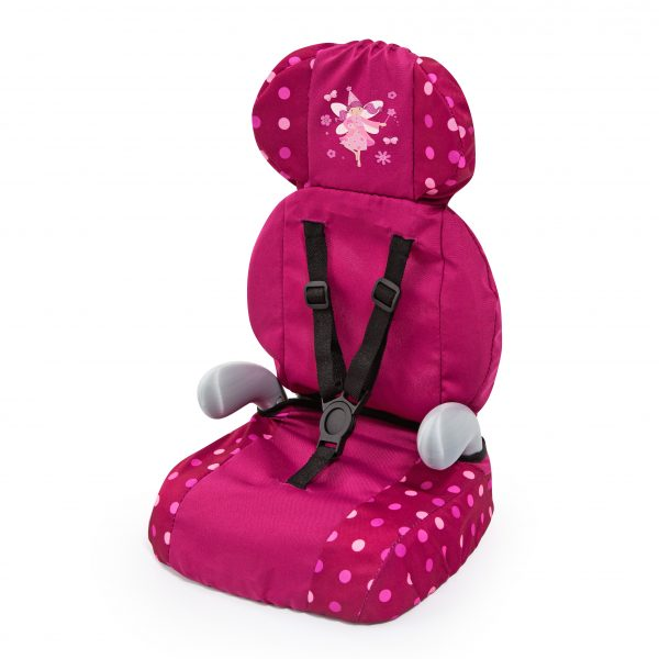 Bayer - Deluxe Car Seat - Pink (67566AA)
