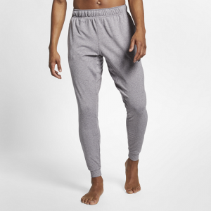 Nike Dri-FIT Men's Yoga Trousers - Grey