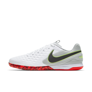 Nike React Tiempo Legend 8 Pro IC Indoor/Court Football Shoe - White