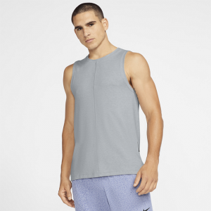 Nike Yoga Men's Tank - Grey