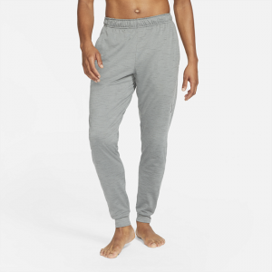 Nike Yoga Dri-FIT Men's Trousers - Grey