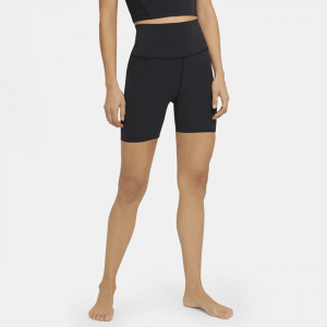 Nike Yoga Luxe Women's Shorts - Black