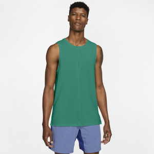 Nike Yoga Men's Tank - Green