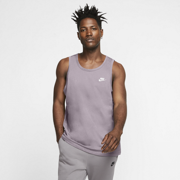 Nike Sportswear Men's Tank - Purple